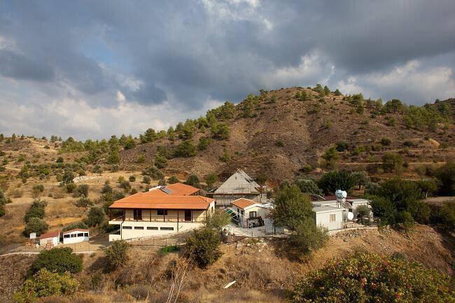 Holy Convent of Ayios Ioannis Theologos, Fikardou