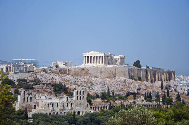 Visiting Athens: the Greek Capital of History and Culture