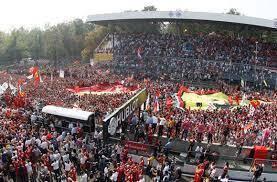 Italian Grand Prix Packages in Milan