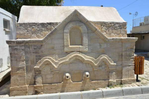 Water Tank in Tersefanou