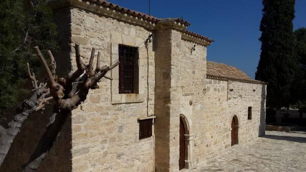 Church of Agia Marina in Tersefanou