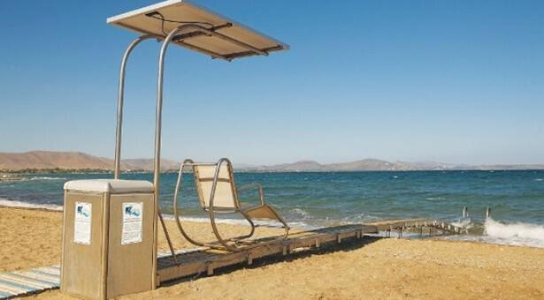 Accessible Beach Tourist Plaz Polis Chrysochous
