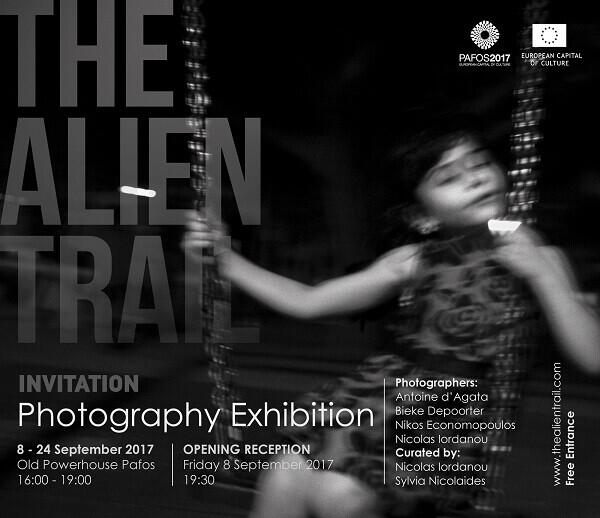 PhotographyExhibition The Alien Trail