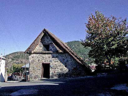 Εκκλησία Αρχαγγέλου Μιχαήλ στον Πεδουλά
