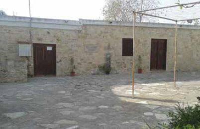 Πατρική οικία – Μουσείο Ευαγόρα Παλλικαρίδη στην Τσάδα