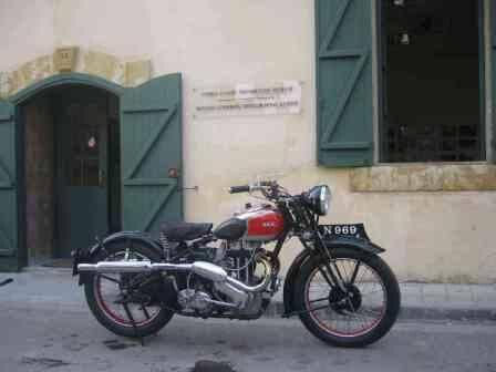 Κυπριακό Μουσείο Κλασικής Μοτοσικλέτας (εντός των τειχών) Λευκωσία