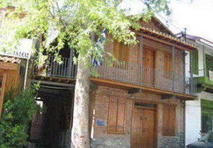 Μουσείο – οικία Πολύκαρπου Γιωρκάτζη στο Παλαιχώρι