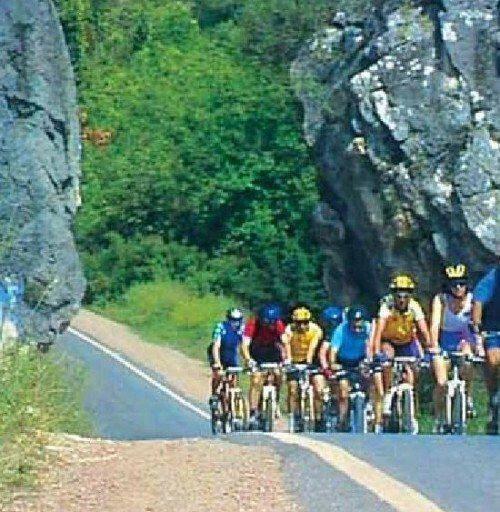 Ποδηλατική Διαδρομή Σταυρός της Ψώκας – Πύργος Τυλληρίας