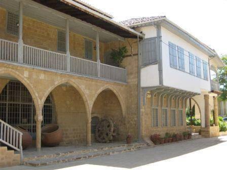 Μουσείο Λαικής Τέχνης Κύπρου (εντός των τειχών) Λευκωσία