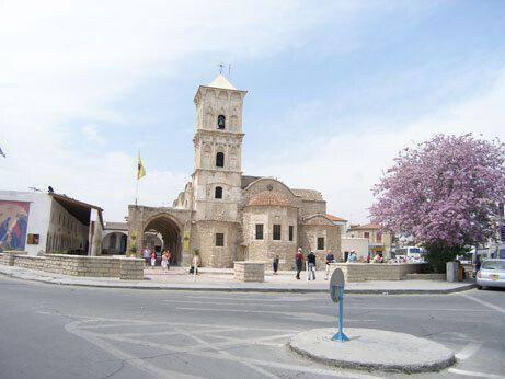 Εκκλησία Αγίου Λαζάρου στη Λάρνακα