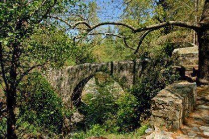 Eνετικό Γεφύρι στον Καλοπαναγιώτη