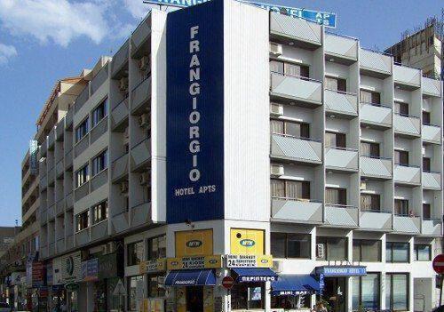 Frangiorgio hotel apartments larnaca