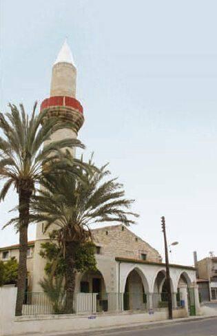 Το νέο τζαμί στην πόλη της Λεμεσού