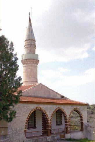 Το τζαμί στο χωριό Aυδήμου