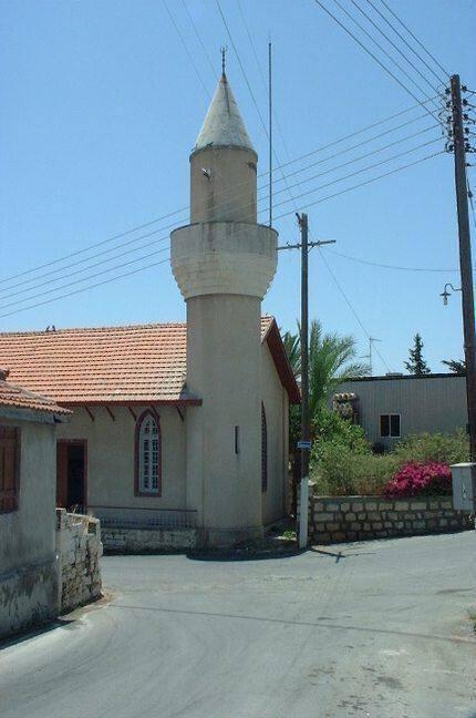 Το τζαμί στο χωριό Καντού, Λεμεσός