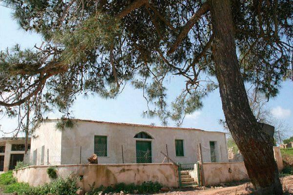 Το τζαμί στο χωριό Ανδρολύκου