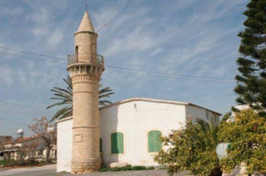 Το τζαμί στο χωριό του Καλού Χωριού, Λάρνακας