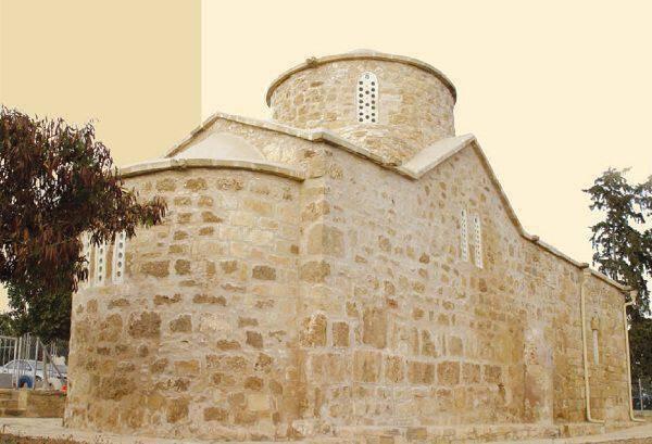 Το τζαμί στο χωριό Τίμη της Πάφου