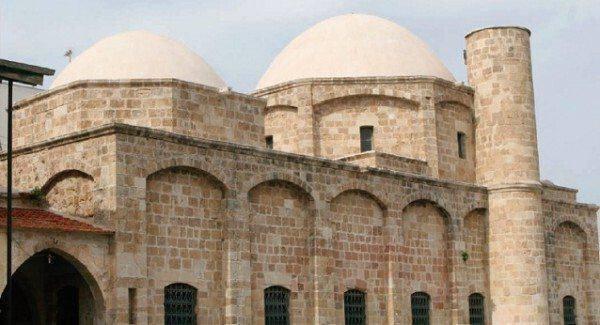 Το τζαμί Zoukhouri στην πόλη της Λάρνακας