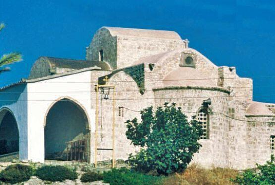 Εκκλησία Αγίου Αντωνίου στα Κελλιά Λάρνακας