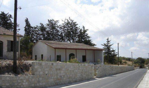 Το τέμενος στην Μελάδια, Πάφου