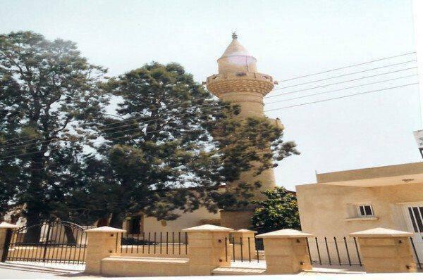 Το τέμενος στο χωριό Πύλα, Λάρνακα