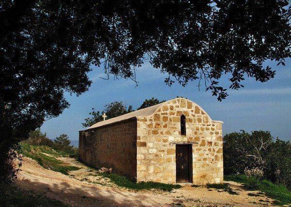 Άγιος Μηνάς Νέο Χωριό Πάφου