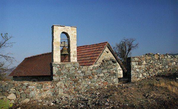 Ναός Αγίου Ιωάννου Ελεήμωνος στη Βίκλα