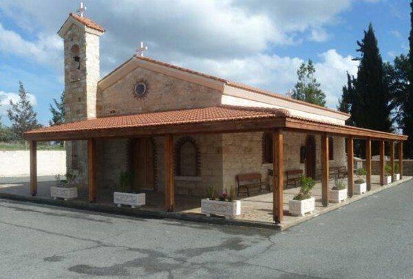 Ιερός Ναός Αγίου Ξενοφώντος (Ξορινού) Μαζωτός Λάρνακας