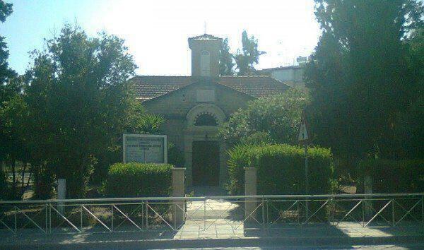 Ευαγγελική Εκκλησία στη Λάρνακα