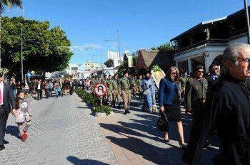 Δήμος Αγίας Νάπας: Οι εορτασμοί των Αγίων Θεοφανείων έγιναν, την Κυριακή 6 Ιανουαρίου 2013