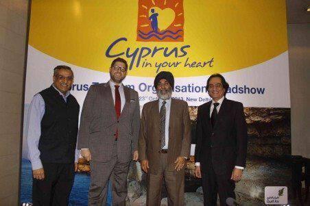 Επιτυχείς παρουσιάσεις ΚΟΤ στην Ινδία για προσέλκυση τουρισμού συνεδρίων και κινήτρων