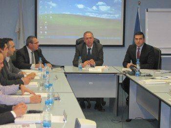 Πρώτη συνεδρία του νέου Διοικητικού Συμβουλίου του ΚΟΤ