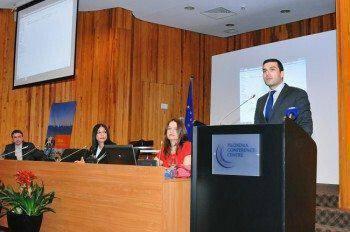 Χαιρετισμός κου Μάριου Χαννίδη Γενικού Διευθυντή Κυπριακού Οργανισμού Τουρισμού