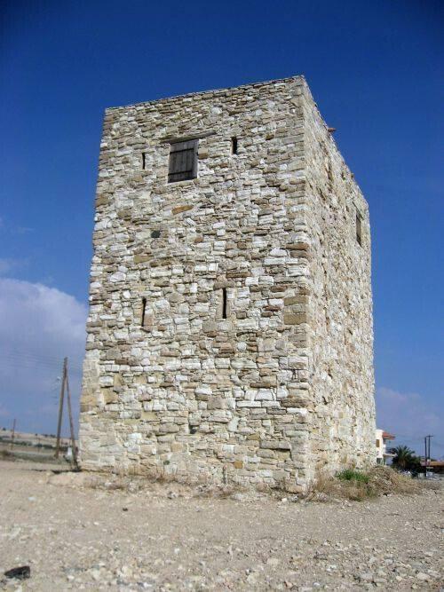 Πύργος ή Κούλας Αλαμινού